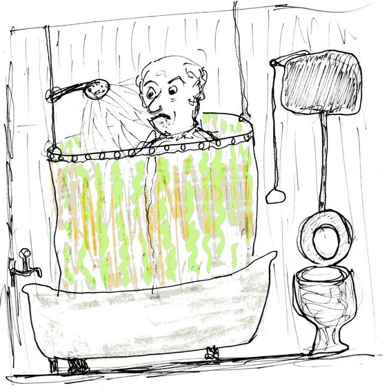 SMS21 Shower