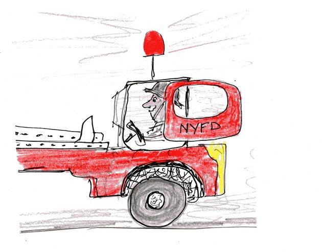 SMS69#2 NYFD rear cab